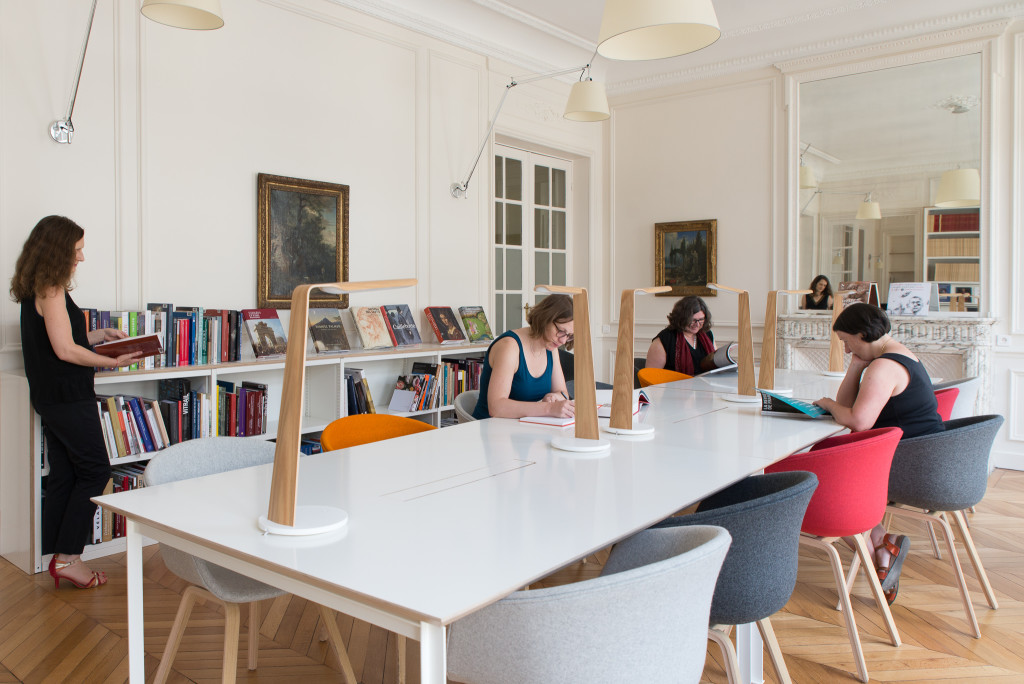The Terra Foundation Library of American Art specializes in art from the eighteenth century to 1980, with particular emphasis on the nineteenth and early twentieth centuries.