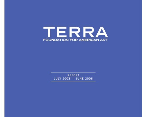 Terra_Foundation_report_2003_2006