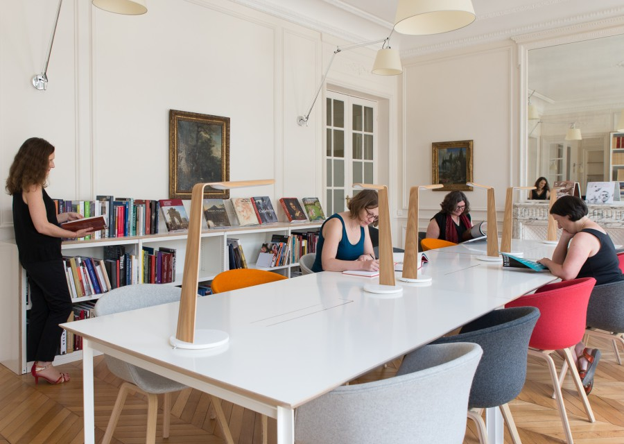 Terra_Foundation_Paris_Center_and_Library_reading_room