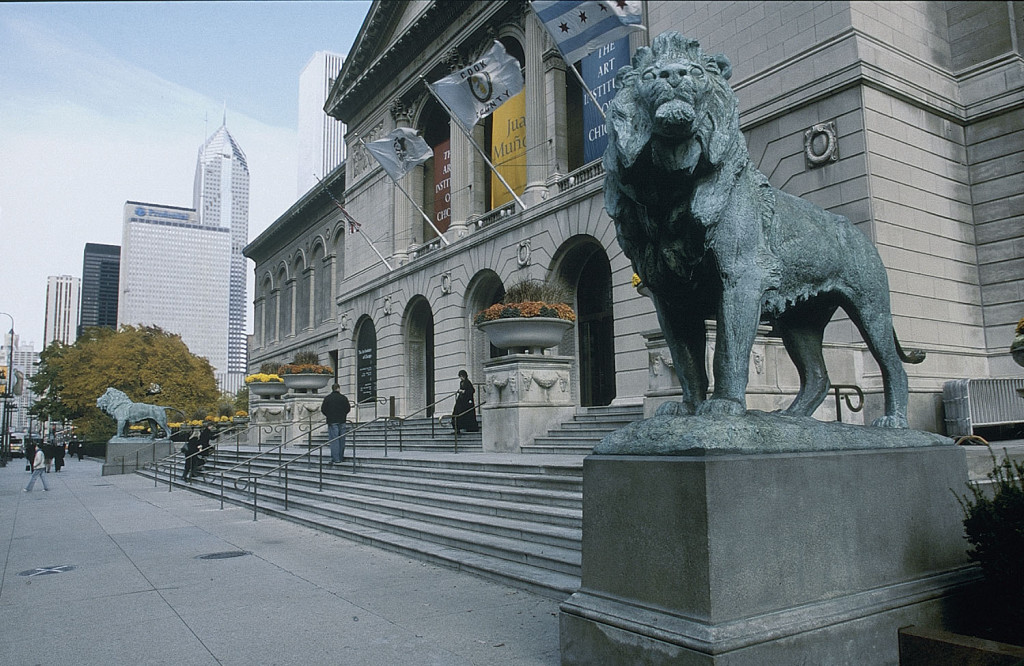 What is it like to work at The Art Institute of Chicago?
