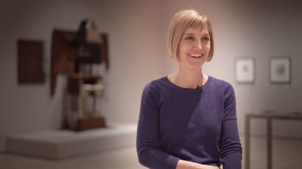 Britt Salvesen, LACMA curator and co-curator of the exhibition Robert Mapplethorpe: The Perfect Medium.