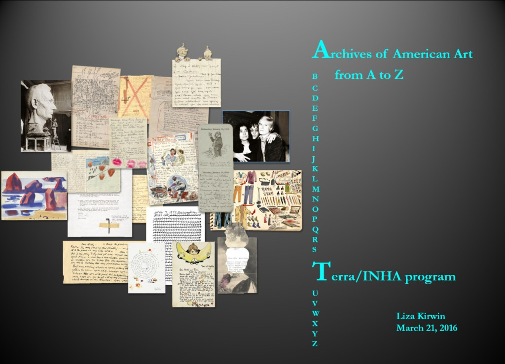 Liza_Kirwin_A_to_Z_at_INHA_ _Terra_Foundation_lecture_image_1